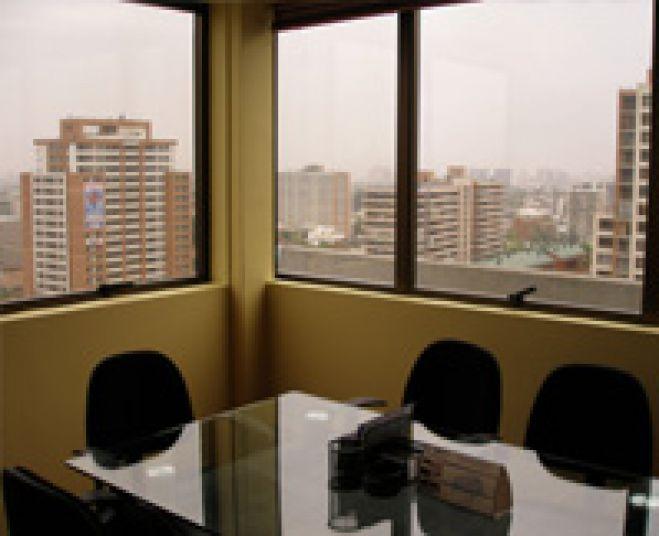 Sala de reuniones en Providencia